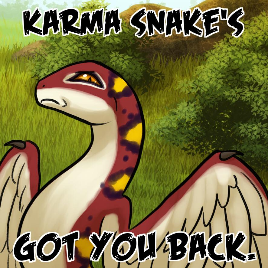 Karma Snake!